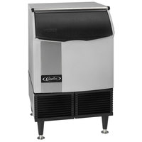 Cornelius CCU0220AH1 Nordic Series 24 inch Air Cooled Undercounter Half Size Cube Ice Machine - 251 lb.