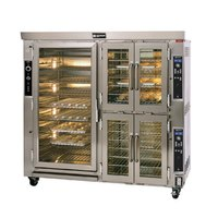 Doyon JAOP14 Two Section Jet Air Electric Oven Proofer Combo - 24.5 kW
