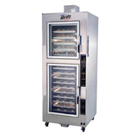 NU-VU UB-5/10 Double Deck Electric Oven Proofer Combo - 8.9 kW