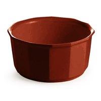 Tablecraft CW1790CP 2.5 Qt. Copper Cast Aluminum Prism Bowl