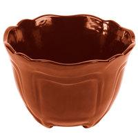 Tablecraft CW1454CP 1.3 Qt. Copper Cast Aluminum Round Condiment Bowl