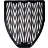 20 inch x 18 inch Black Disposable Urinal Mat (IMP 1525-5) - 6 / Case