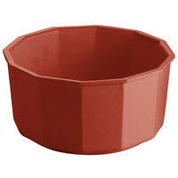 Tablecraft CW1800CP 4.5 Qt. Copper Cast Aluminum Prism Bowl