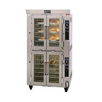 Doyon JA14G Jet Air Double Deck Gas Convection Oven - 130,000 BTU