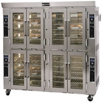 Doyon JA28 Jet Air Double Deck Electric Bakery Convection Oven - 43 kW