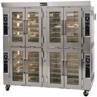 Doyon JA28G Jet Air Double Deck Gas Bakery Convection Oven - 260,000 BTU