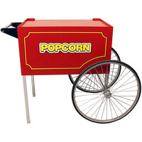 Paragon 3090030 Classic Popcorn Cart for 14 oz. or 16 oz. Poppers