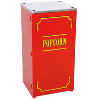 Paragon 3080210 Premium Red Stand with Steel Top for 4 oz. Popcorn Poppers