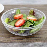 Carlisle SB6607 14.1 oz. Pebbled Serving/Salad Bowl
