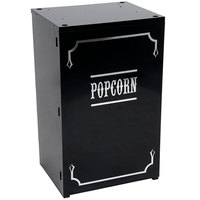 Paragon 3080920 Premium Black and Chrome Stand for 4 oz. Popcorn Poppers