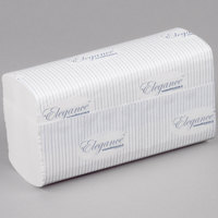 VonDrehle Elegance 548T Premium M-Fold (Multifold) Through-Air-Dry (TAD) Paper Towel - 2800/Case