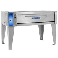 Bakers Pride ER-1-12-5736 74 inch Single Deck Electric Roast / Bake Oven - 208V, 1 Phase