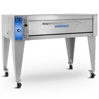 Bakers Pride ER-2-12-5736 74 inch Double Deck Electric Roast / Bake Oven