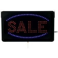 Aarco Large Sale LED Sign