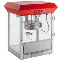 Carnival King PM850 8 oz. Commercial Popcorn Machine / Popper - 120V, 850W