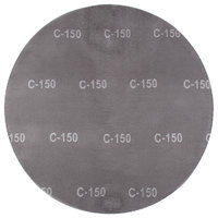 Scrubble by ACS 32199 20 inch Sand Screen Disc with 150 Grit - 10/Case