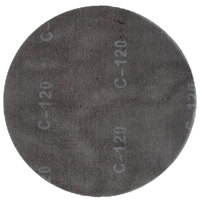 Scrubble by ACS 32167 13 inch Sand Screen Disc with 120 Grit - 10/Case