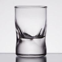 Anchor Hocking A2035305 Sant' Andrea Regalia Cinch 1.75 oz. Shot Glass   - 24/Case