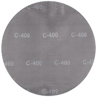 Scrubble by ACS 32205 17 inch Sand Screen Disc with 400 Grit - 10/Case