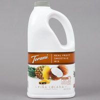 Torani 64 oz. Pina Colada Fruit Smoothie Mix