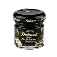 Dickinson's 1 oz. Marion Blackberry Preserves - 72/Case