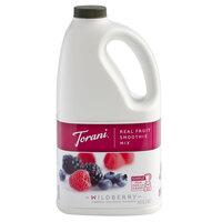 Torani 64 oz. Wildberry Smoothie Mix