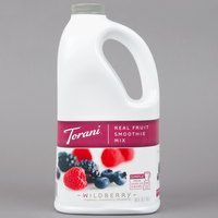 Torani 64 oz. Wildberry Fruit Smoothie Mix