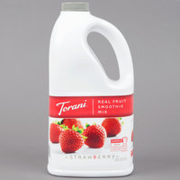 Torani 64 oz. Strawberry Fruit Smoothie Mix