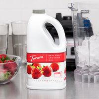 Torani 64 oz. Strawberry Fruit Smoothie Mix