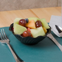 GET DD-60-BK 6 oz. Black Dessert Dish - 12/Pack