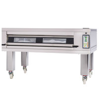 Doyon 3T1 Artisan 1 Stone 56 inch Deck Oven - 3 Pan Capacity, 240V, 3 Phase