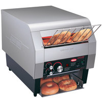Hatco TQ-400BA Toast Qwik One Side Conveyor Toaster - 2 inch Opening, 208V