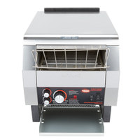 Hatco TQ-800HBA Toast Qwik One Side Conveyor Toaster - 3 inch Opening, 240V