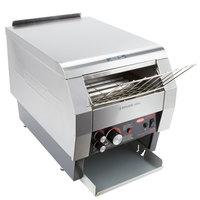 Hatco TQ-800HBA Toast Qwik One Side Conveyor Toaster - 3 inch Opening, 240V