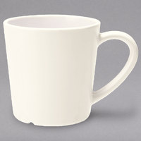 GET C-107-IV Diamond Ivory 8 oz. Mug - 24/Case