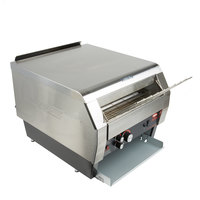 Hatco TQ-1800 Toast Qwik Conveyor Toaster - 2 inch Opening, 208V