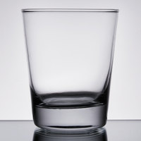 Anchor Hocking 10407 Alpha 12 oz. Double Rocks / Old Fashioned Glass   - 24/Case