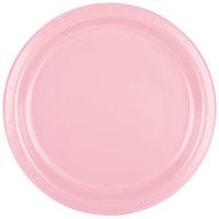 Creative Converting 47158B 9 inch Classic Pink Paper Plate - 240/Case