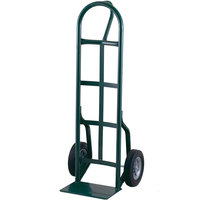Harper 56T60 Loop Handle 800 lb. Steel Hand Truck with 10 inch x 2 1/2 inch Solid Rubber Wheels