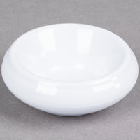 Carlisle 085502 1 oz. Melamine Butter Dish - 48/Case