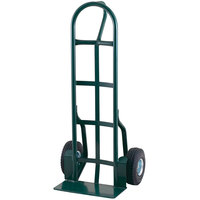 Harper 26T19 Loop Handle 700 lb. Steel Hand Truck with Fenders and 10 inch x 3 1/2 inch Pneumatic Wheels