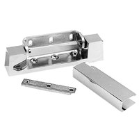 All Points 26-1512 5 1/2 inch x 1 7/32 inch Edge Mount Spring-Assisted Hinge Kit with 27/32 inch Offset