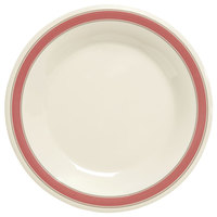 GET WP-6-OX Diamond Oxford 6 1/2 inch Wide Rim Plate - 48/Case