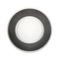 Elite Global Solutions D0004 Victoria 8 1/4 inch Ribbons Plate - 6/Case