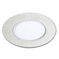 Elite Global Solutions D0004 Victoria 8 1/4 inch Roses Plate