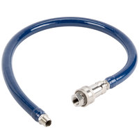 T&S HW-4D-48 Safe-T-Link 3/4 inch x 48 inch Water Appliance Hose Quick Disconnect