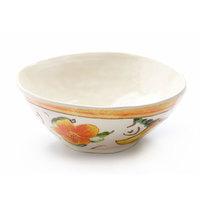 Elite Global Solutions D675B Tuscany 24 oz. Design Melamine Bowl