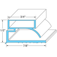 All Points Replacement Refrigerator Gaskets