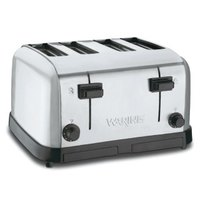 Waring WCT708CND Four Slice Commercial Toaster - 120V, 1500W (Canadian Use Only)