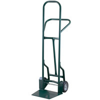 Harper 32TT56 61 inch Tall Taper Noz 900 lb. Hand Truck with 8 inch x 2 1/4 inch Balloon Cushion Wheels